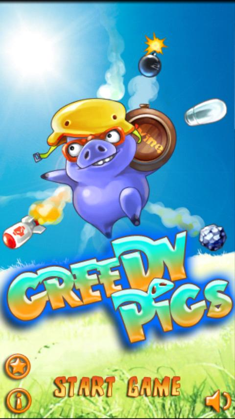 Greedy Pigs FULL - screenshot
