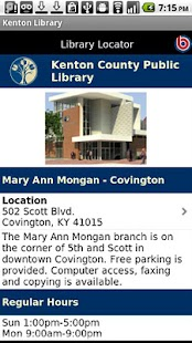 Kenton County Public Library- screenshot thumbnail