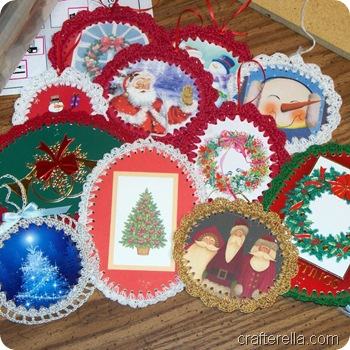 greeting card ornaments 5