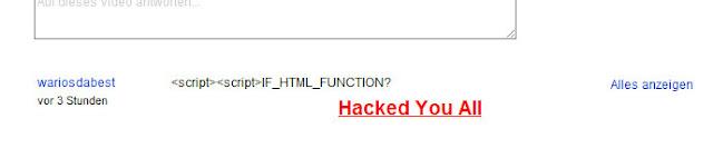 HTML-Hack: Einfach zwei HTML-Tags und die Welt ist offen.