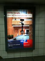 Street View-Kampagne von WDR 2