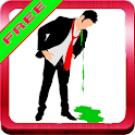 Puke Funny Sounds Pranks App icon