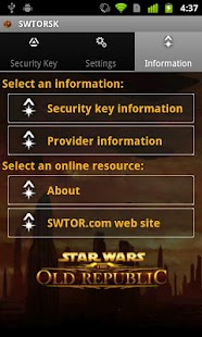 The Old Republic™ Security Key - screenshot thumbnail