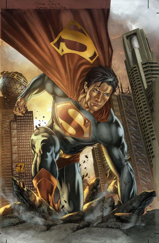 SUPERMAN: EARTH ONE