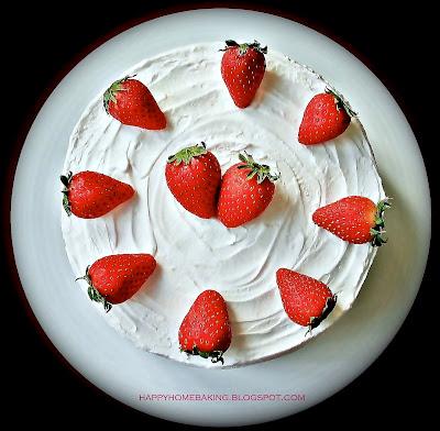 Strawberry Wedding Cake Flavors