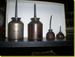 Oil Can Collection