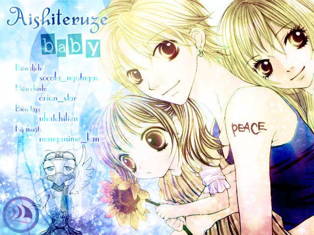 Aishiteruze Baby Chap 035