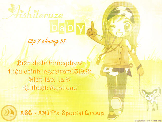Aishiteruze Baby Chap 033