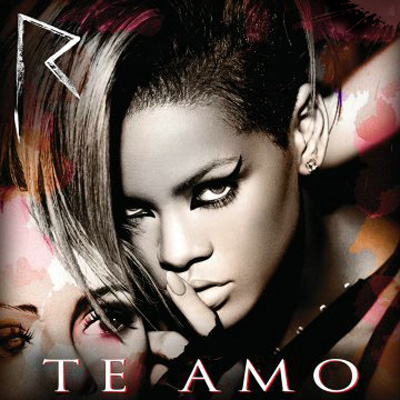 Official single art: The Forehead - Te amo