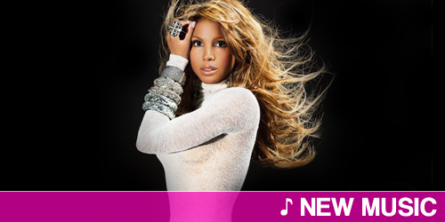 New music: Toni Braxton - Make my heart / Hands tied