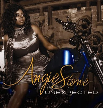 Angie Stone's 'Unexpected' album cover