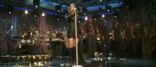 Mariah Carey stripped: Live @ NYC
