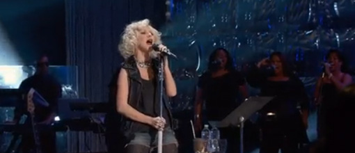 Christina Aguilera at VH1 storytellers | Live performance