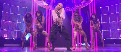 Kumi performs 'Lollipop' on Music Japan and CDTV | Live performance