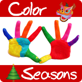 Pick n Color Seasons