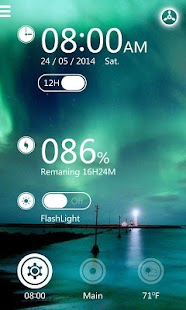 Relax GO Locker Theme- screenshot thumbnail