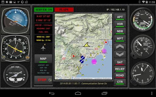 Map Navigator FSX P3D