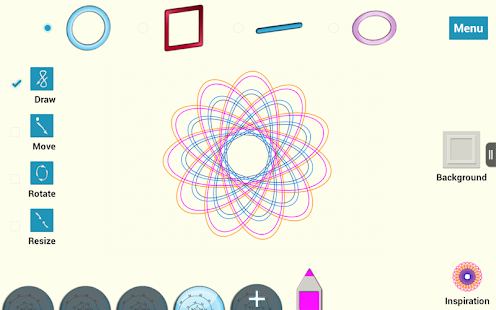 Super Spiral Graph- screenshot thumbnail