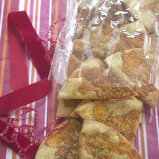 Southwest Pita Crisps