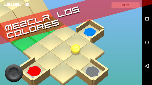 CromoBall - Juego 3D