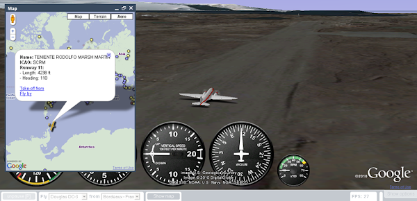 GeoFS Blog: Flying at the End of the World