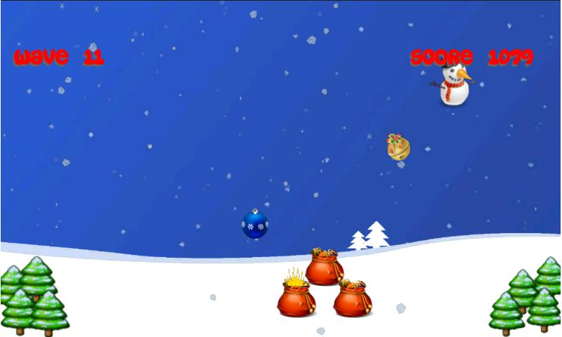 Jingle Bell Bombs - screenshot