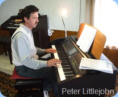 Peter Littlejohn got the styles working nicely on the Clavinova