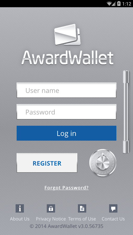AwardWallet - screenshot