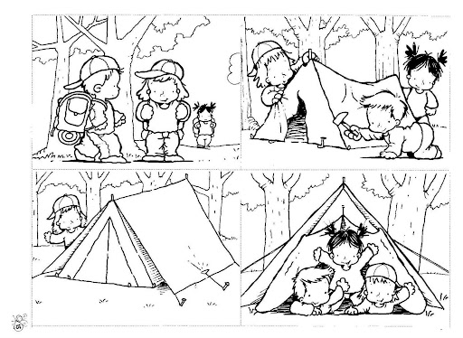 Dibujos De Secuencias Logicas Para Niños Imagui