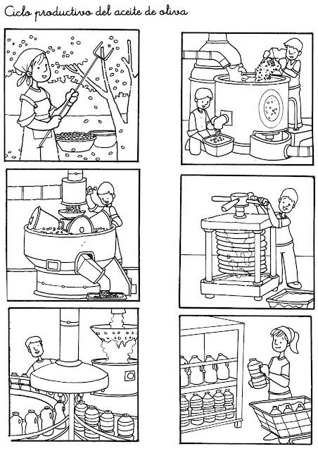 situaciones de riesgo en casa para niños para colorear