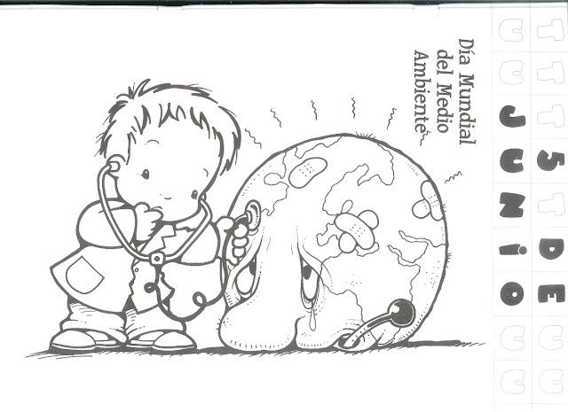 Dibujos Del Cuidado Del Medio Ambiente Finest Publicado: COLOREAR DIBUJOS DEL MEDIO AMBIENTE