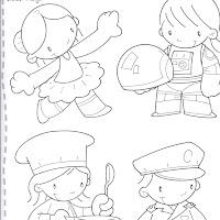 Dibujos Dia Del Trabajo Para Colorear
