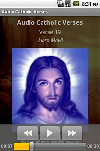 50 Audio Catholic Verses - screenshot thumbnail