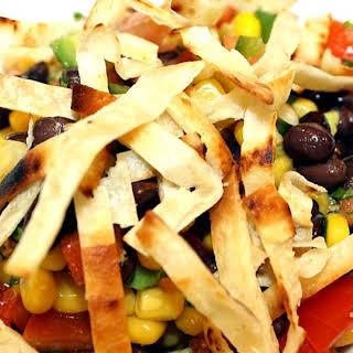 Black Bean, Corn, and Avocado Salad.