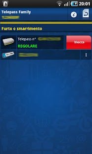 Telepass - screenshot thumbnail