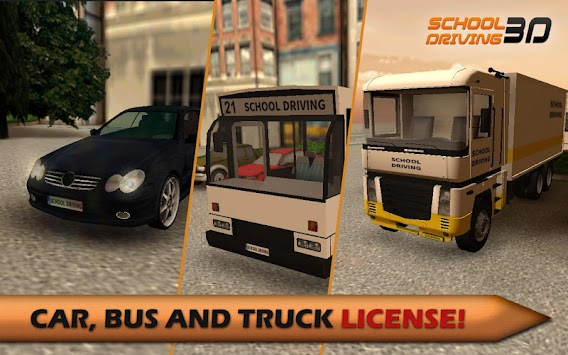 School Driving 3D APK screenshot thumbnail 11