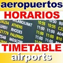 Airports Timetable (World) logo