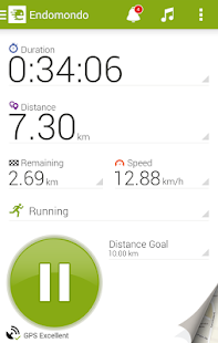 Endomondo - Running & Walking Screenshot 12