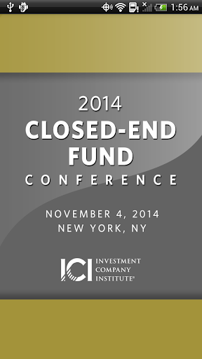 2014 ICI Closed-End Fund