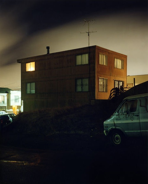 Stunning Photography By Todd Hido
