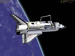 Orbiter – A realistic free space flight simulator - Instant