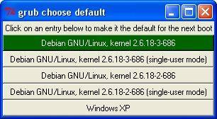 grub-choose-default