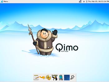 qimo-desktop