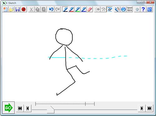 k-sketch