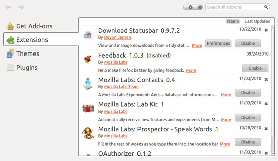 mozilla-lab-kit