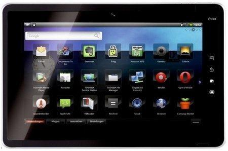 Toshiba 10.1-inch Tablet