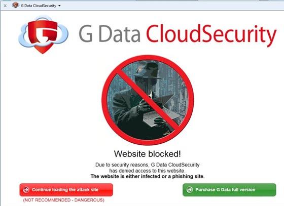 gdata-blocked