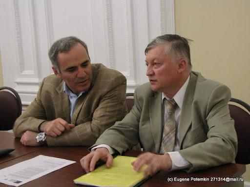 Карпов-Илюмжинов: скандал в РШФ