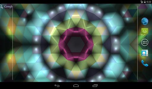 Shiny Color Live Wallpaper v1.0
