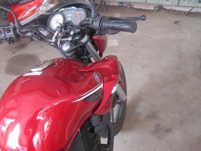 Ownership Thread]: Yamaha SZ-X / SZ-R